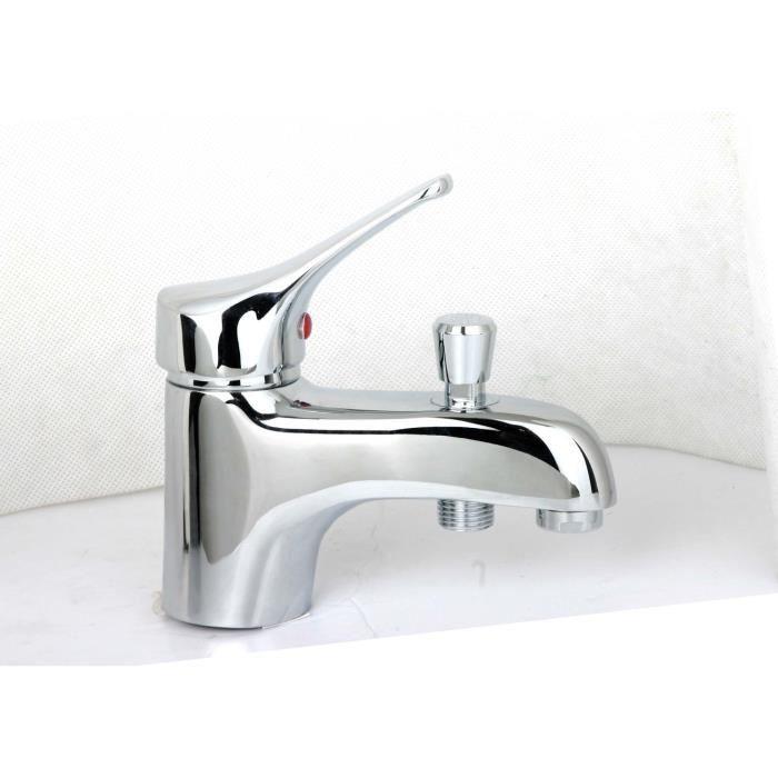 mitigeur bain douche pas cher