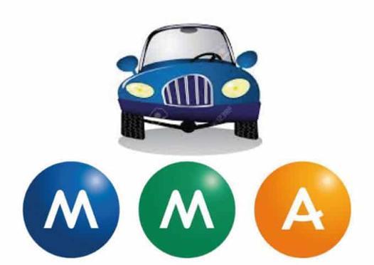mma voiture