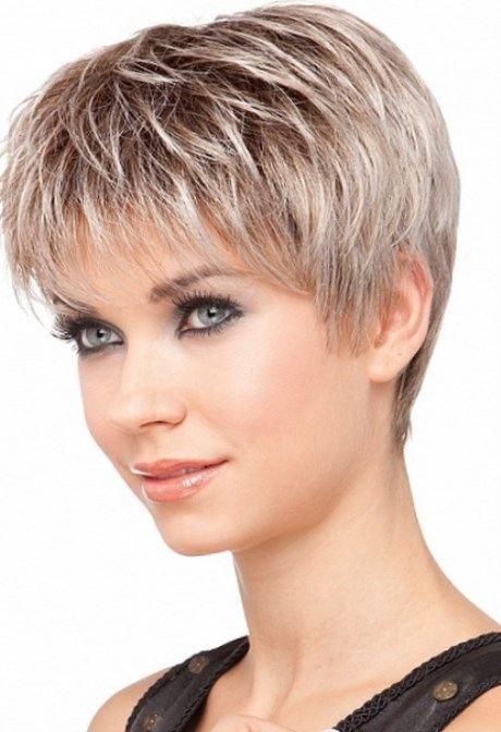 modele de coiffure cheveux court