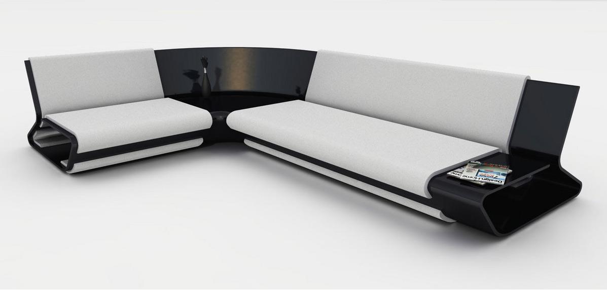 modern sofa canapé