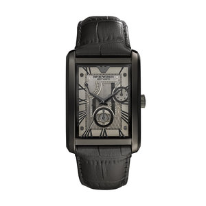 montre automatique armani