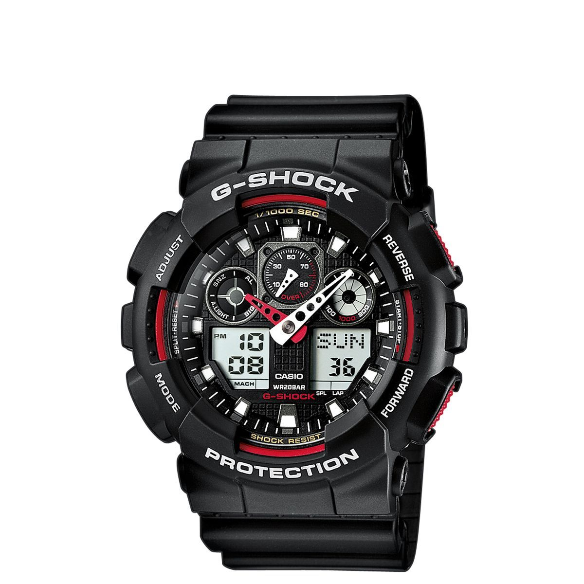 montre casio homme g shock