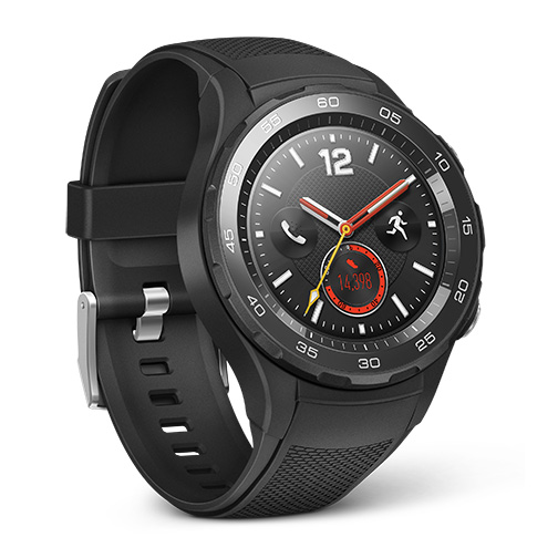 montre connectée huawei watch 2