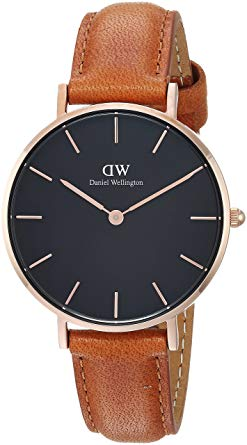 montre daniel wellington femme amazon