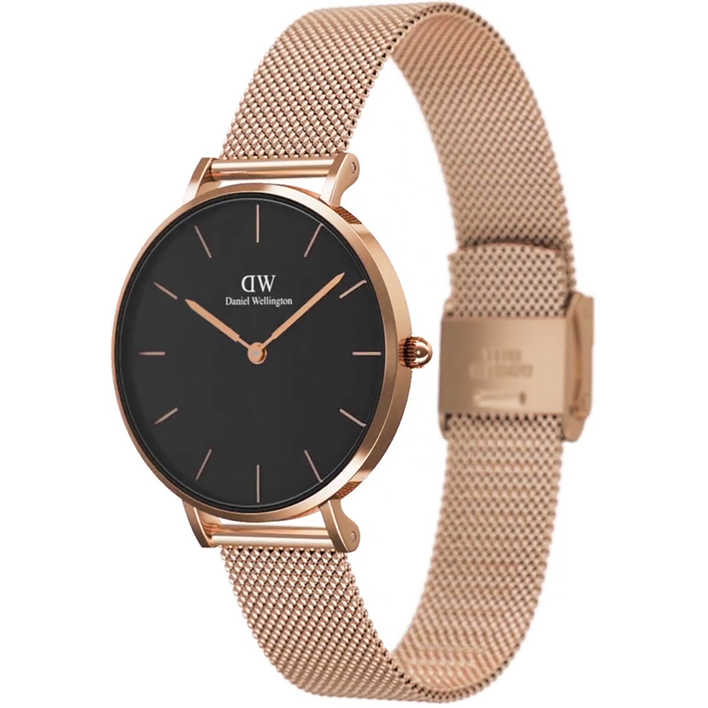 montre daniel wellington rose gold