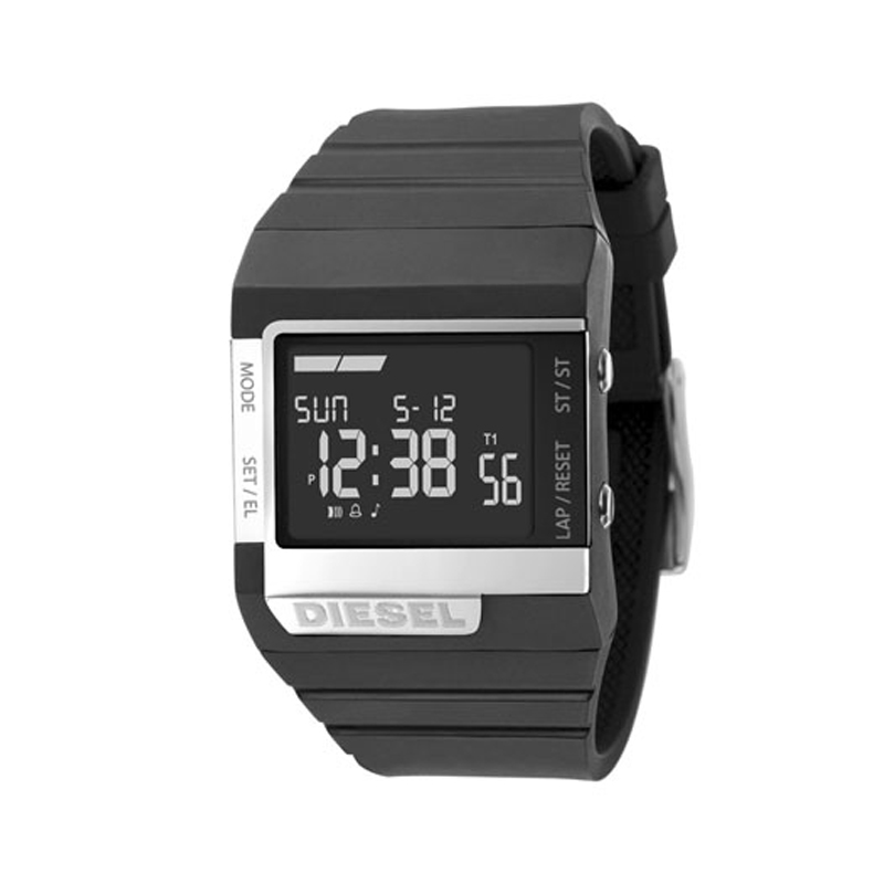montre diesel digital