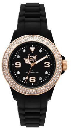 montre femme ice watch noire