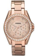 montre fossil femme or