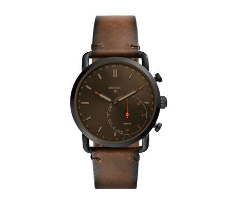 montre fossil hybride