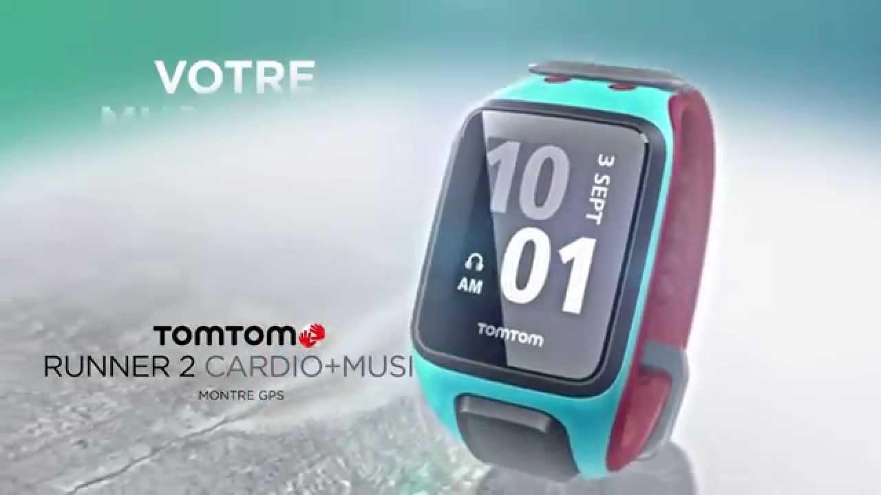 montre gps runner 2 cardio