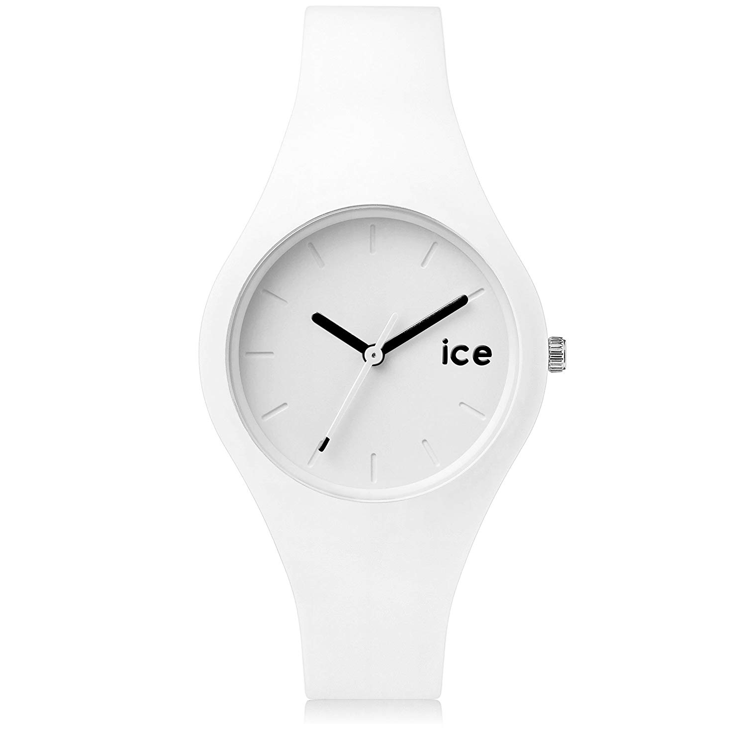 montre ice blanche femme