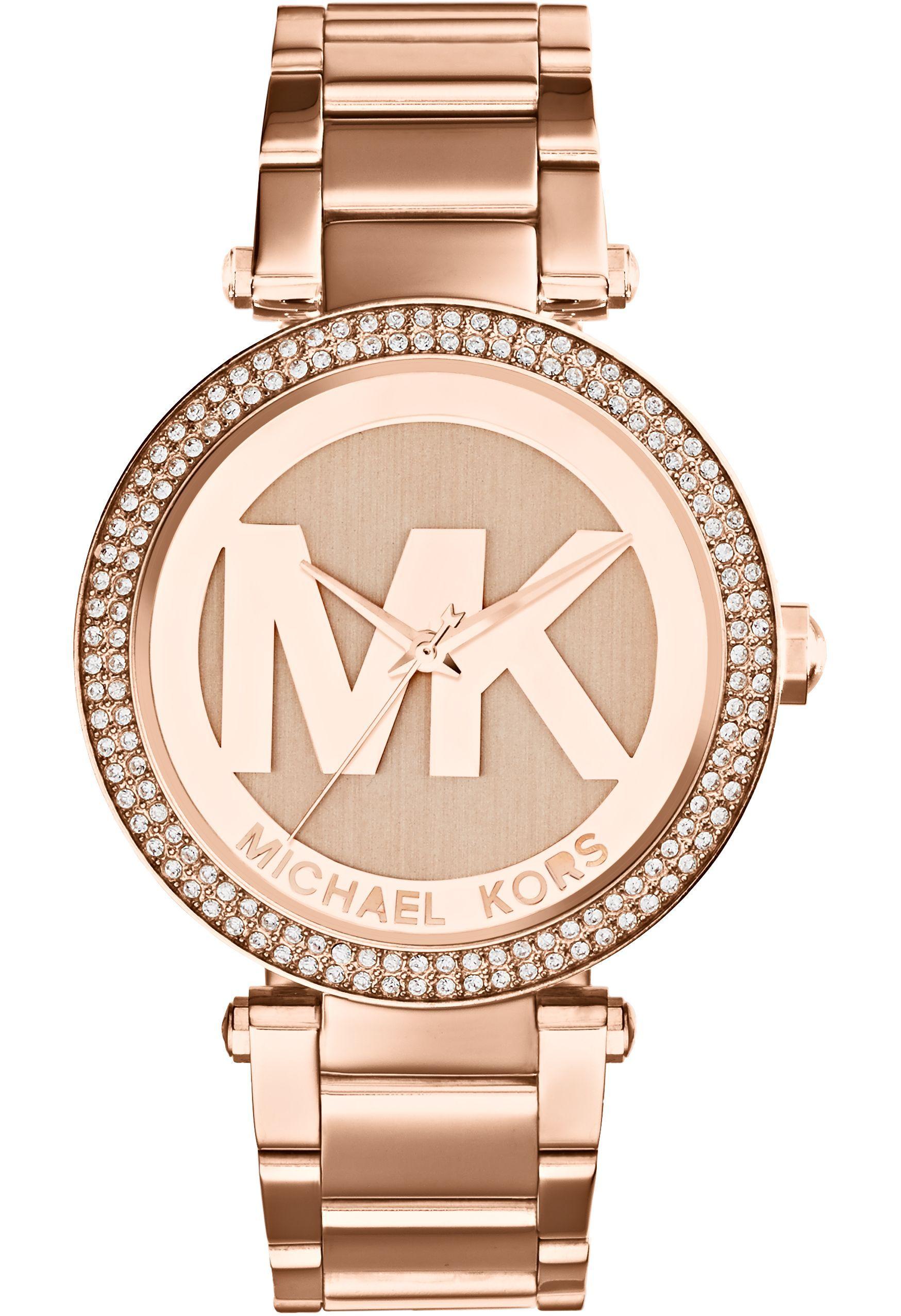 montre mk femme