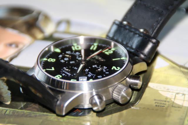 montre russe aviator
