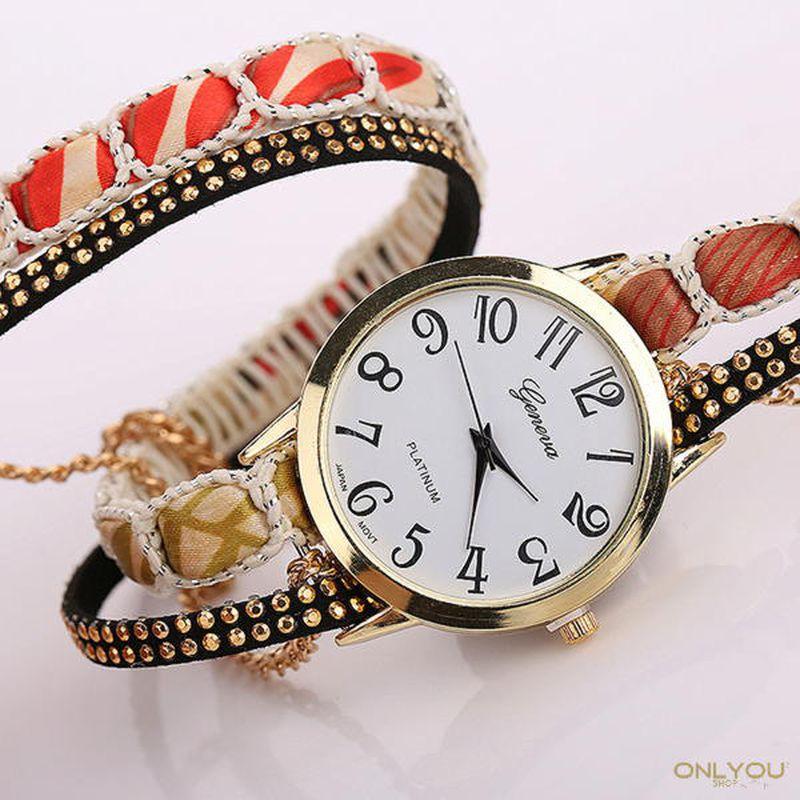 montres bijoux fantaisie