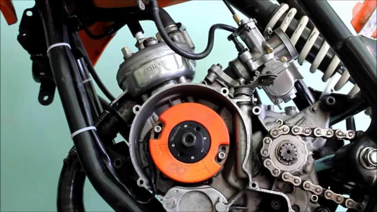 moteur am6 sur derbi