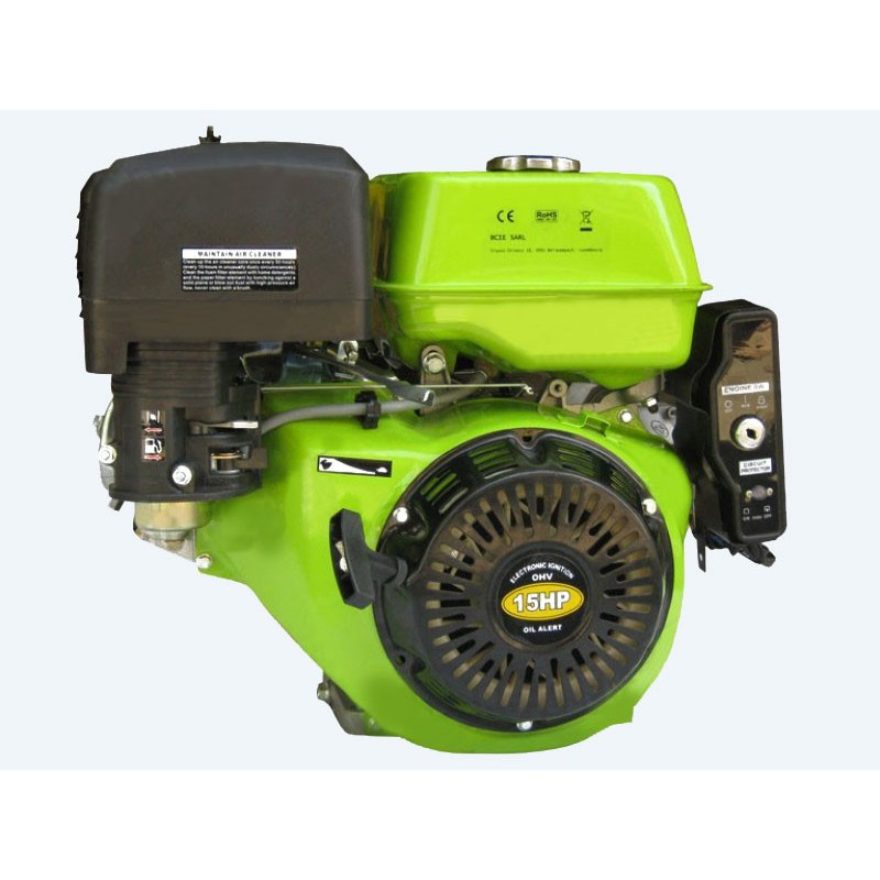 moteur thermique 15 cv