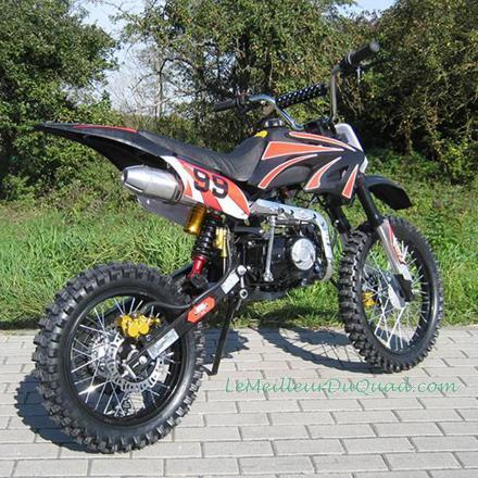 moto cross 125 adulte
