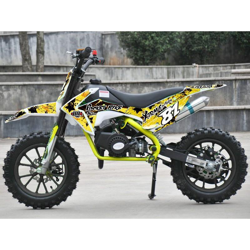 moto pocket cross