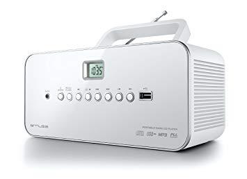 muse m 28 rdw radio lecteur de cd mp3 usb