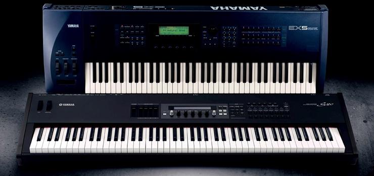 musique synthétiseur année 90