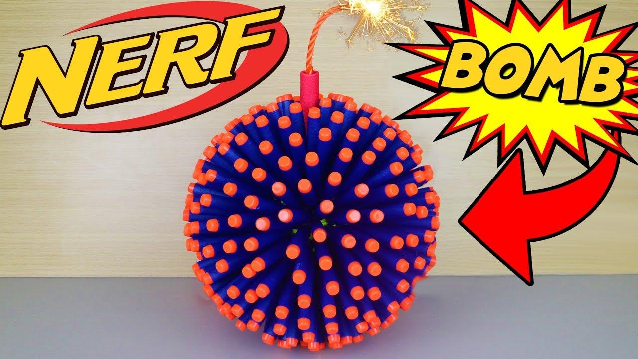 nerf bombe