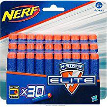 nerf munitions