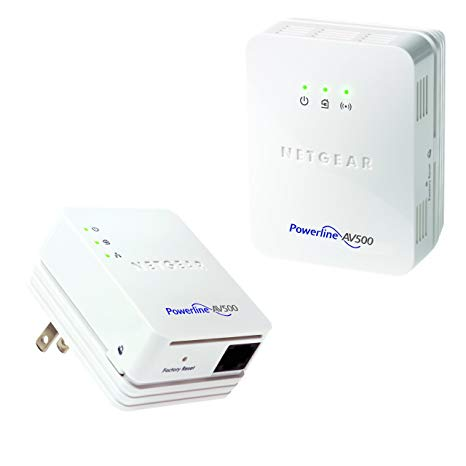 netgear cpl wifi 500
