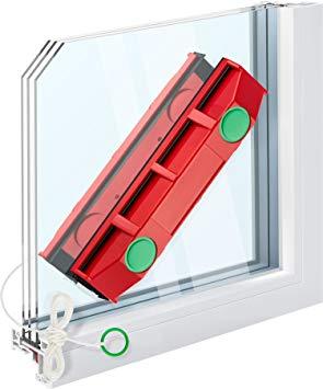 nettoie vitre magnetique double vitrage