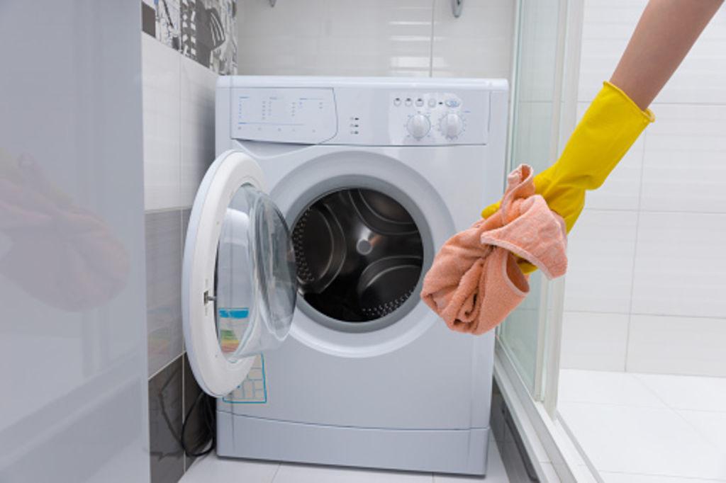 nettoyer le tambour d une machine à laver