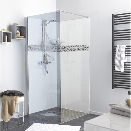 nettoyer vitre douche italienne