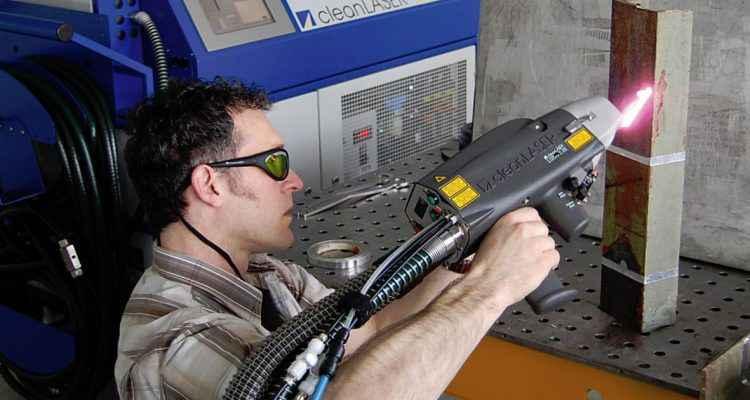 nettoyeur laser prix