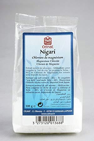 nigari magnesium