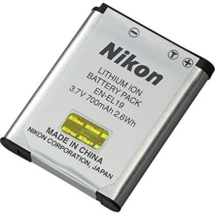 nikon coolpix s2600 battery