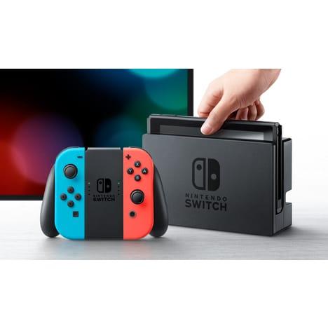 nintendo switch solde