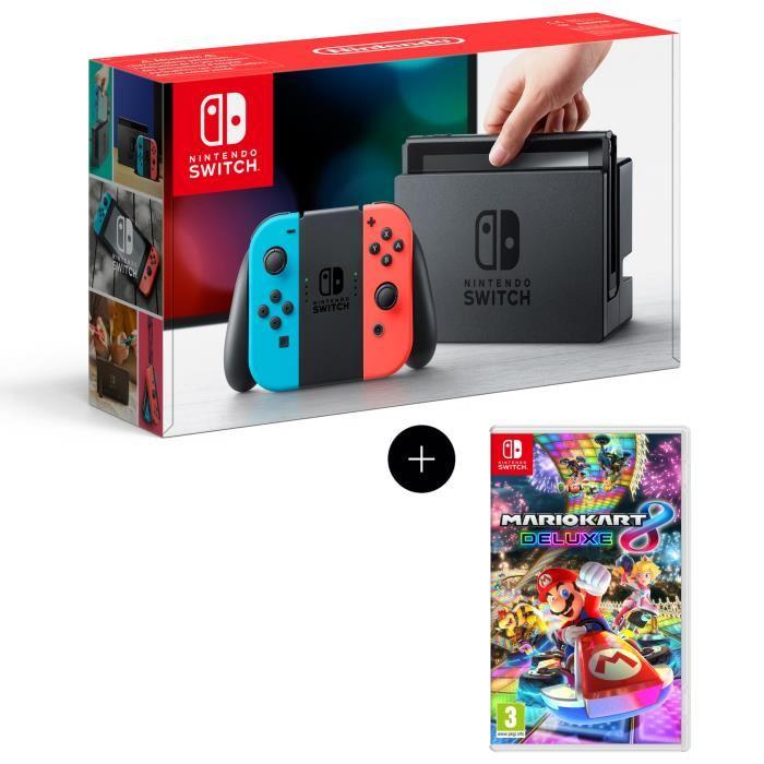 nintendo switch soldes