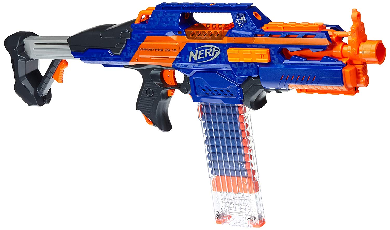 nouveau fusil nerf