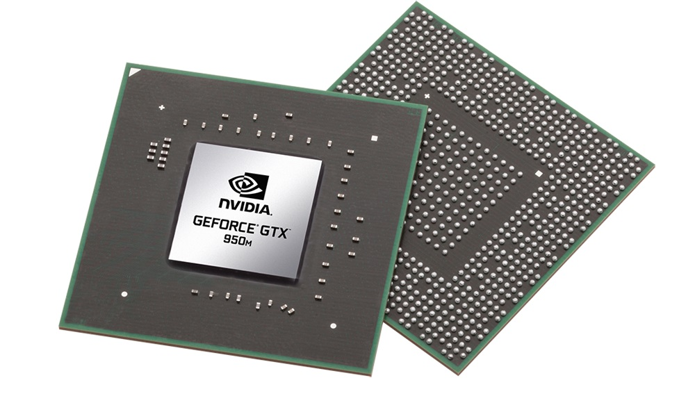 nvidia geforce gtx 950m