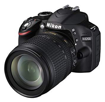 objectif nikon d3200