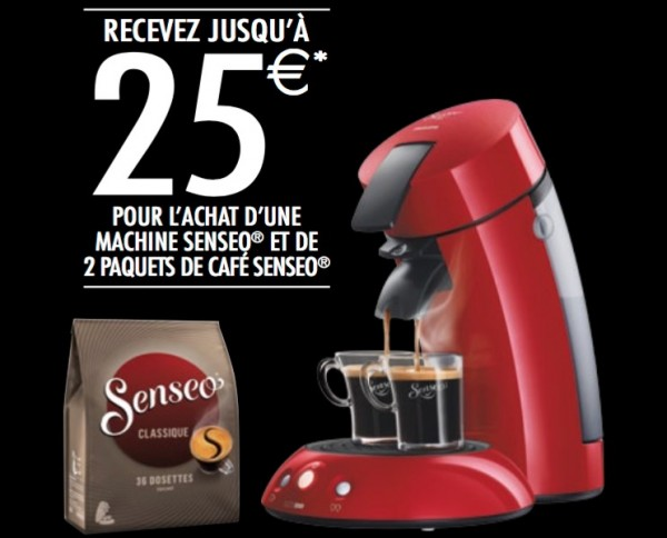 offre cafetiere senseo