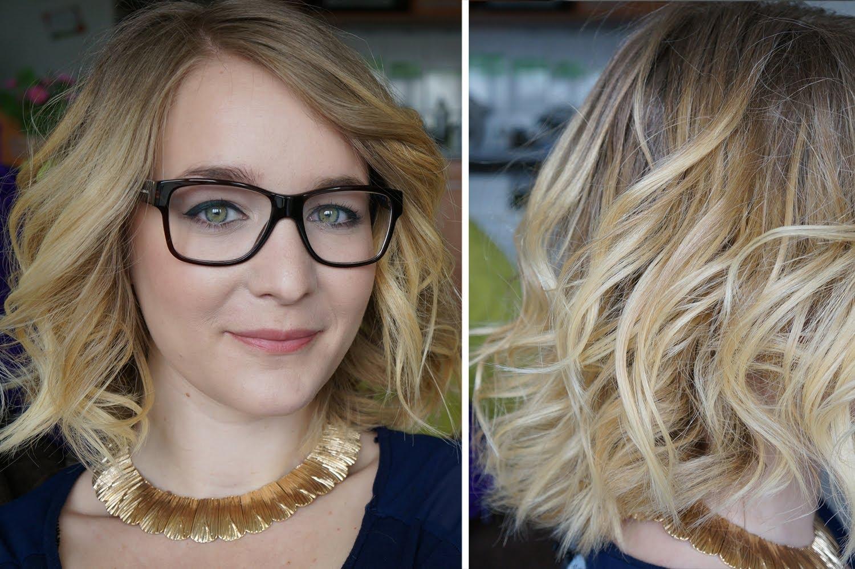 ondulation cheveux mi long