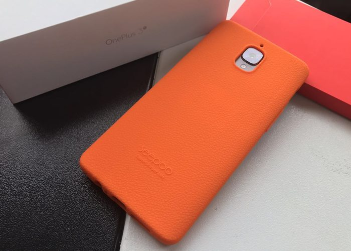 one plus 3t orange