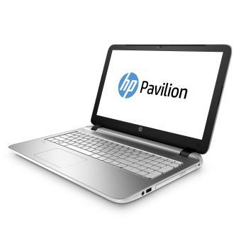 ordinateur hp blanc