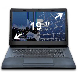 ordinateur portable asus 19 pouces