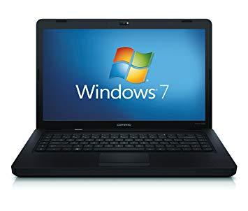 ordinateur portable compaq windows 7