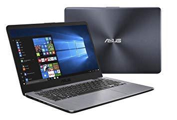 ordinateur portable gris
