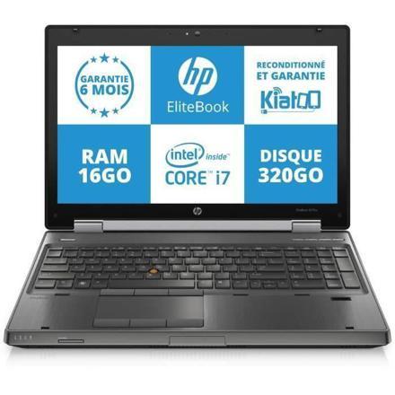 ordinateur portable hp i7