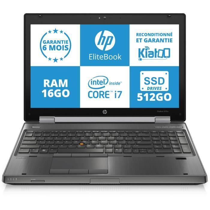 ordinateur portable i7 16go ram 17 pouces