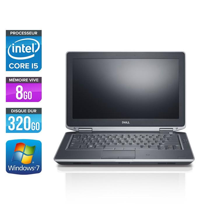 ordinateur portable reconditionné dell
