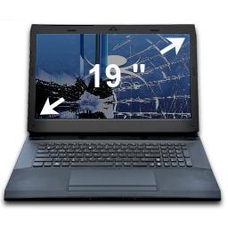 ordinateur portable toshiba 19 pouces