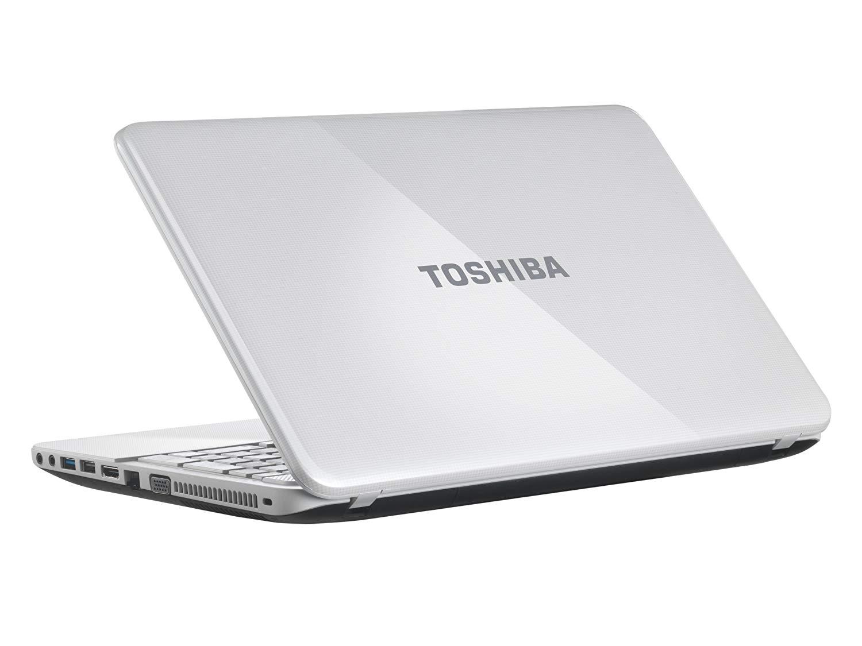 ordinateur portable toshiba blanc 17 pouces
